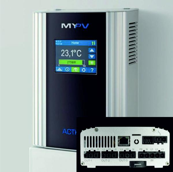 My-PV AC-THOR 9s Photovoltaik Leistungs-Controller 9 kW