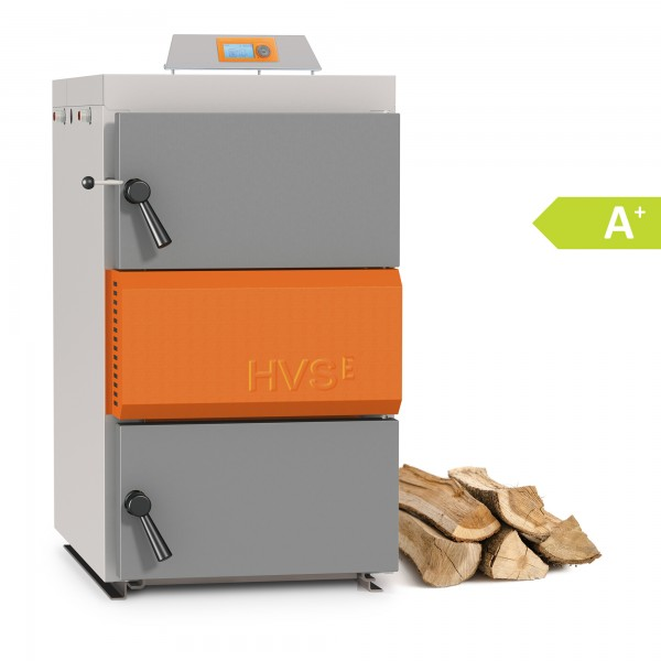 Solarbayer Holzvergaser HVS 25 E Leistung 25 kW, Scheitholzlänge: 0,5 m