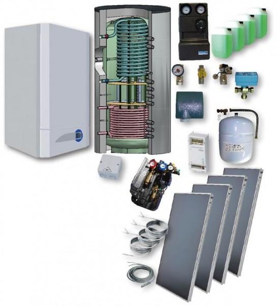 INTERDOMO Solar System Paket HU 700 25 kW