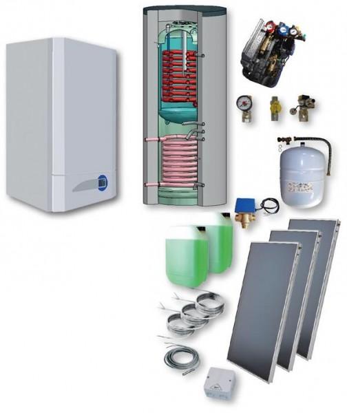 INTERDOMO Solar System Paket HU 275 120 25 kW