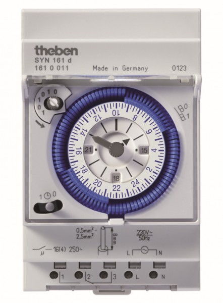 Theben SYN 161 d