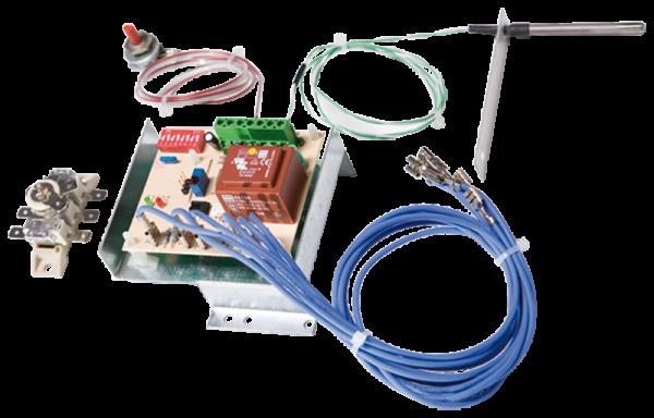 Technotherm Elektronik-Bausatz Serie TTE 02 Aufladesteuerung
