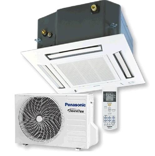 PANASONIC Kasetten Inverter R32 KL 0,9 - 5,8 kW