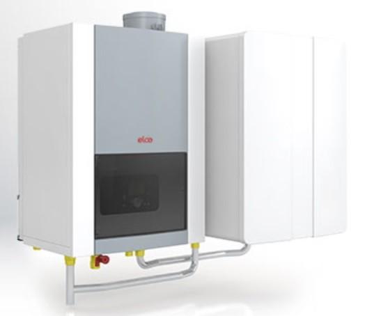 ELCO Gas Brennwertkessel THISION S PLUS Compact 13 H60