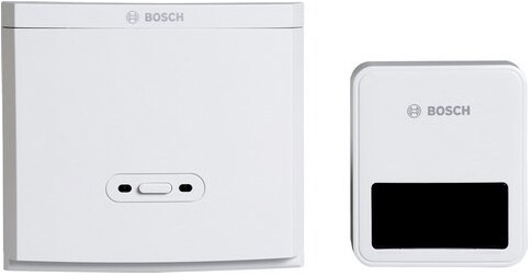 Junkers Bosch Außentemperaturfühler T1 RF SET f CR/CW 400/800, Funk, Set