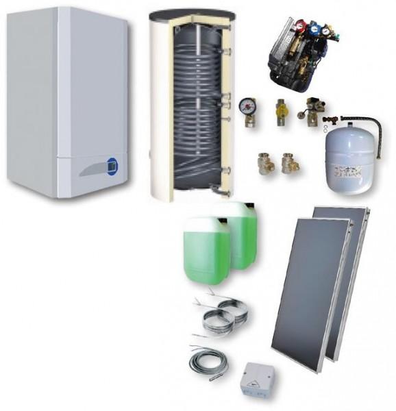 INTERDOMO Solar System Paket WW 300 25 kW