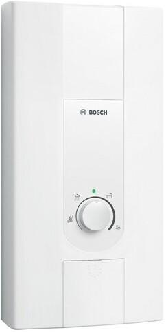 Junkers Bosch Durchlauferhitzer Tronic 5000 elec. LED Typ TR5000 15/18 EB 15/18 kW