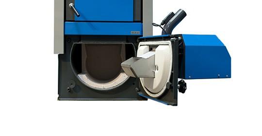 ATMOS Pelletbrenner A25GSP für DC-GSP und KC-SP Kombikessel