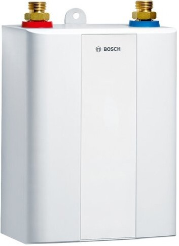 Junkers Bosch Kleindurchlauferhitzer Tronic 4000 el. Untert. 230 V T TR4000 5 ET 4,4 kW