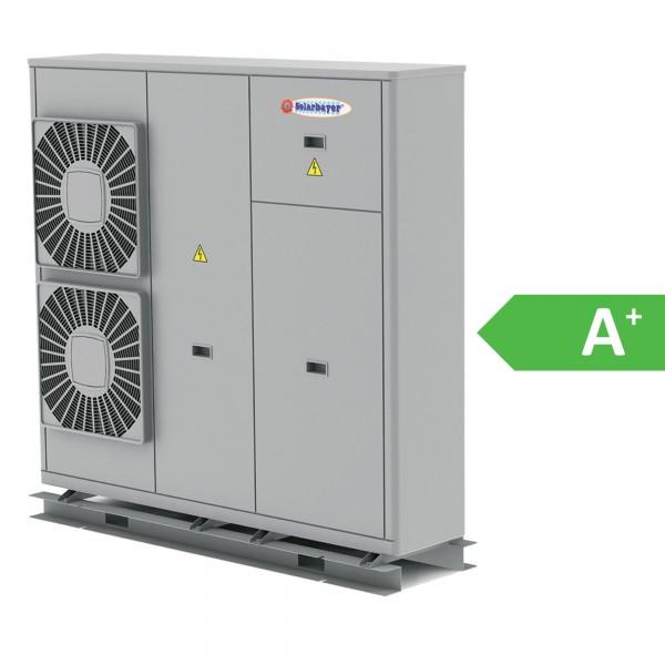 Solarbayer Wärmepumpe WP16 AM Luft-Wasser-Wärmepumpe Aero Mono