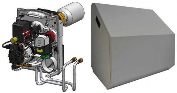 INTERDOMO Brennerpaket für bicon 13,5 17 kW