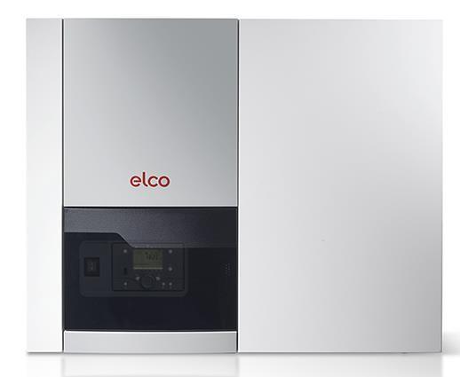 ELCO Gas Brennwertkessel THISION S PLUS Combi Typ 34