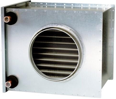 Junkers Bosch Nachheizregister HRW 160 hydr., DN 160 1,5 kW