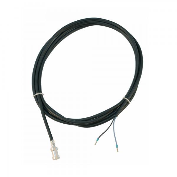 Anlegefühler PT1000 für D20 und D30 Temperaturfühler mit Anschlussleitung