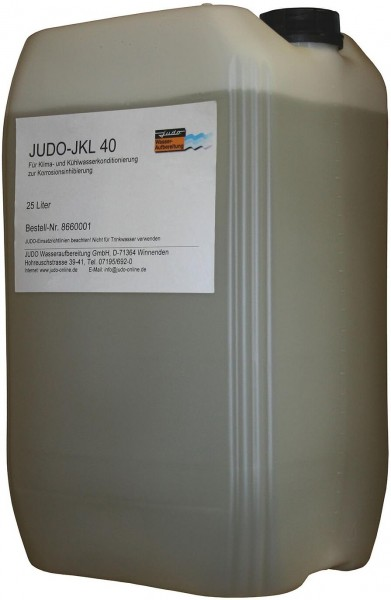 Judo Dosierlösung JKL 40 25 l, f d. Klima u Kühlwasser Kond.